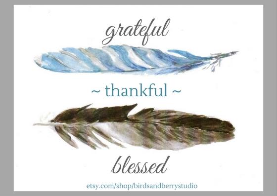 gratefulthankfulblessed