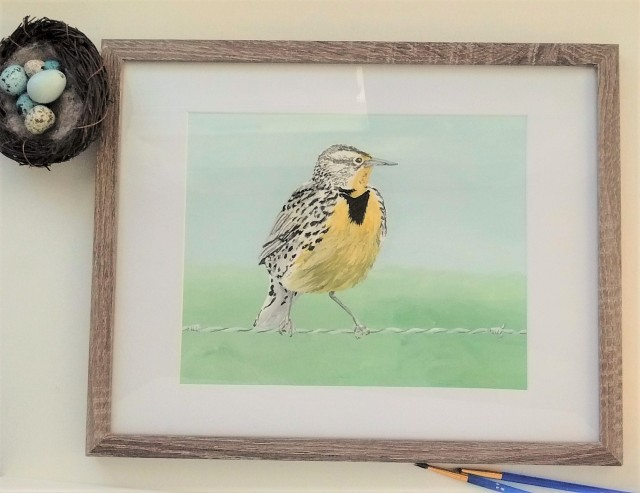 Meadowlark Art