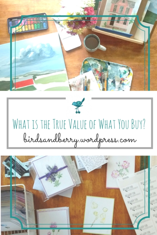 What is the Value of What You Buy?